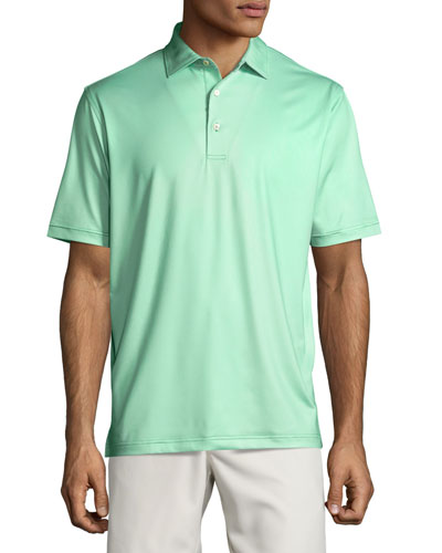 Setter Polo Shirt, Bright Green