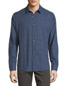 Sylvain Piran Check Shirt