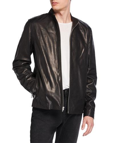 Men's Agnes Leather Jacket
