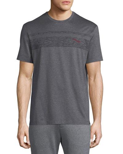 Ferragamo Cotton Logo T-Shirt