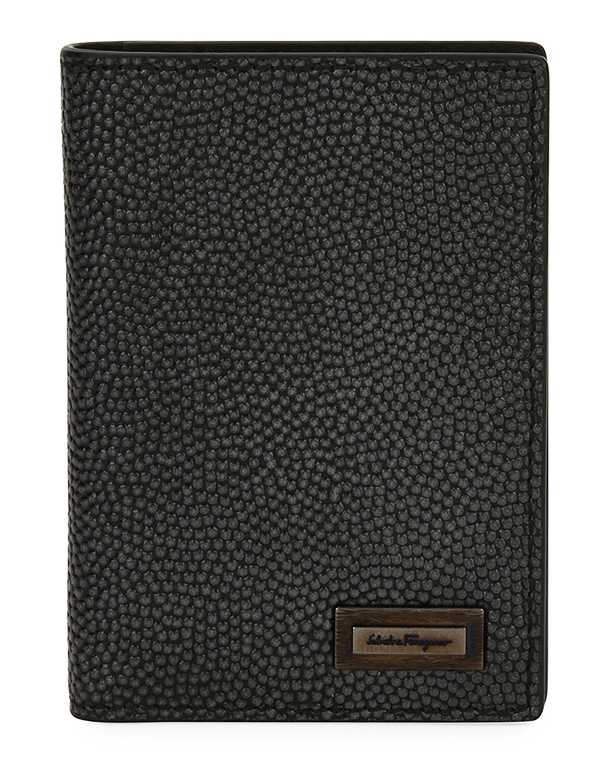 Ten Forty One Vertical Card Case, Gray