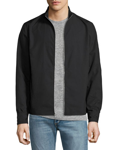 Agnes Shirt Jacket, Black