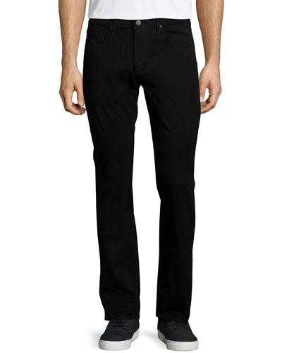 Five-Pocket Twill Jeans