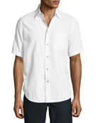 Men's Standard Issue Short-Sleeve Beach Shirt