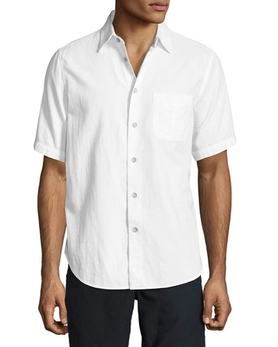 Standard Issue Short-Sleeve Beach Shirt