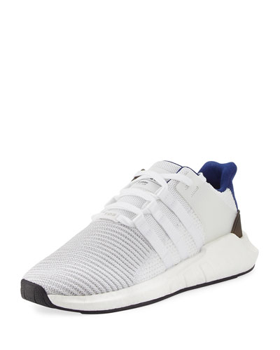 Men's EQT Support ADV 93-17 Sneaker, White/Blue