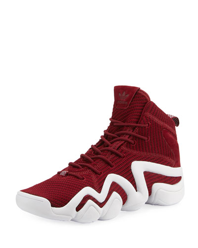 Men's Crazy 8 Primeknit® ADV Sneaker, Red