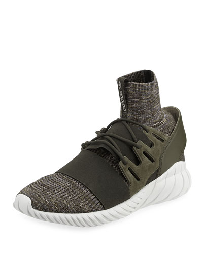Men's Tubular Doom Primeknit® GID Sneaker