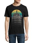 Scorpions Graphic T-Shirt, Vintage Black
