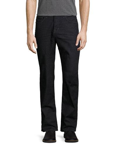 Classic Nuhollis Kinetic Slim-Straight Jeans, Blue