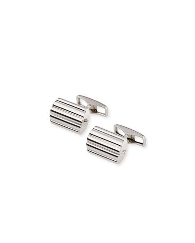 Motorites Ridge Cuff Links