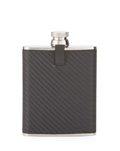 Chassis Hip Flask, Black