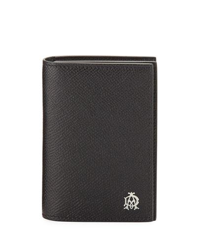 Black business card case neiman marcus quick look dunhill cadogan business card case black colourmoves