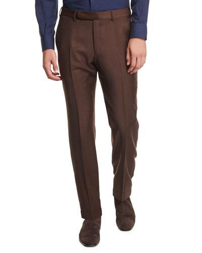 High Performance Trofeo® Wool Trousers, Rust