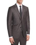 Trofeo® Plaid Two-Piece Suit