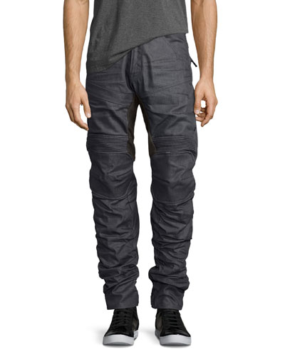 5620 Motion 3D Tapered Jeans, Gray