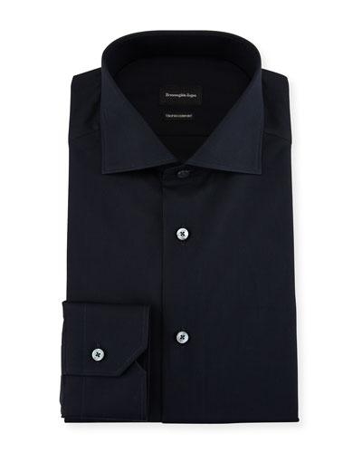 Trofeo® Comfort Dress Shirt, Navy