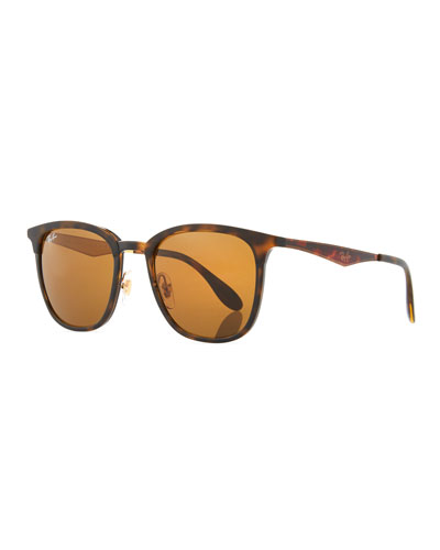 dfdafbdba04 Quick Look. Ray-Ban · Men s RB4278 Square Sunglasses