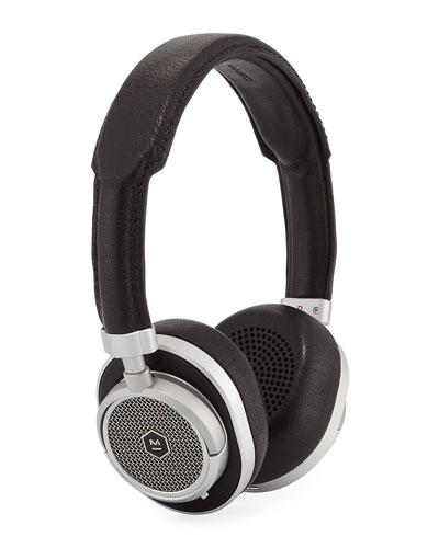 Master & Dynamic Mw 50 Wireless Over - ear Headphones, Black