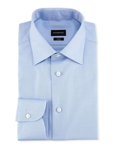 Trofeo® Dress Shirt, Blue