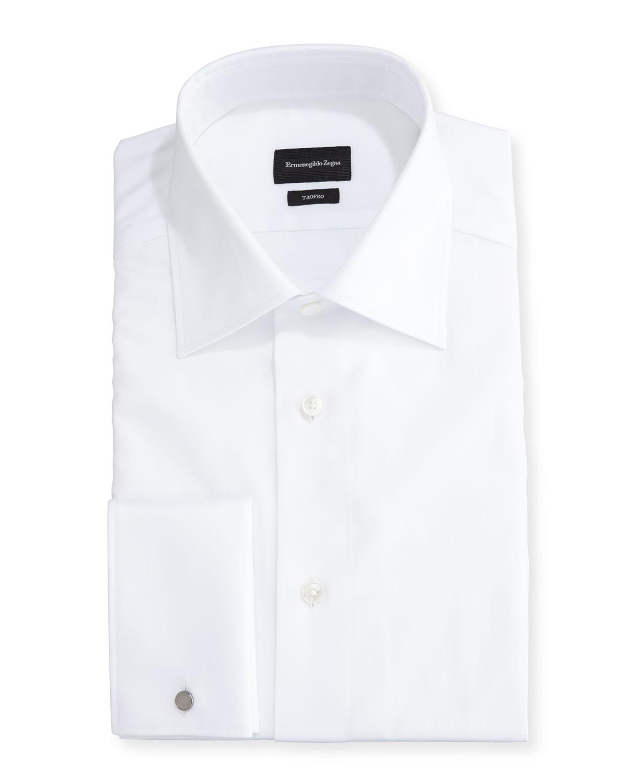 Trofeo® Solid Regular-Fit Dress Shirt