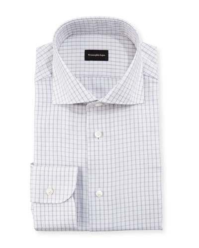 Graph Check Dress Shirt