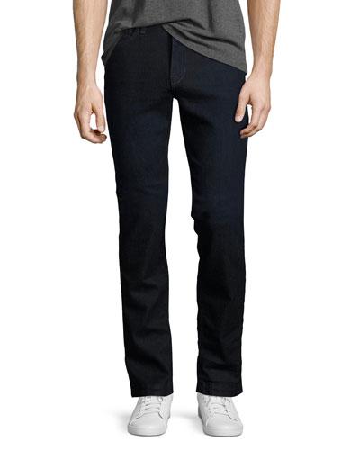 Brixton Kinetic Denim Slim-Straight Jeans, Leib