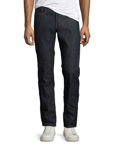Standard Issue Fit 2 Mid-Rise Relaxed Slim-Fit Jeans