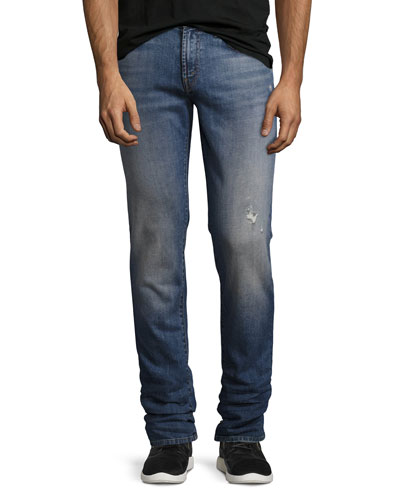 Tyler Slim-Fit Pima Cotton Jeans