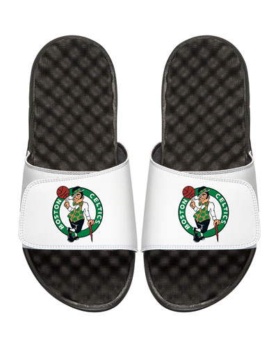 NBA Boston Celtics Primary Slide Sandal, White