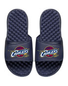 ISlide Men's NBA Cleveland Cavaliers Primary Slide Sandals