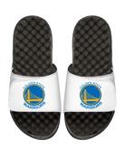 NBA Golden State Warriors Primary Slide Sandal, White