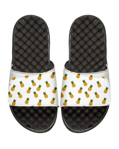 Men's Pineapple Slide Sandals