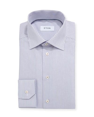 Ground Striped Dress Shirt