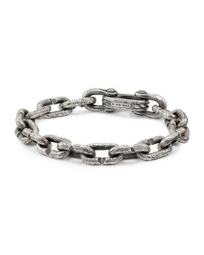 Men's 10mm Shipwreck Chain Bracelet