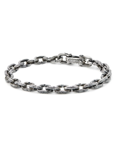 Men's 6mm Shipwreck Chain Bracelet