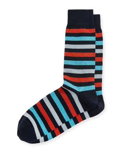 Rugby Three-Stripe Socks