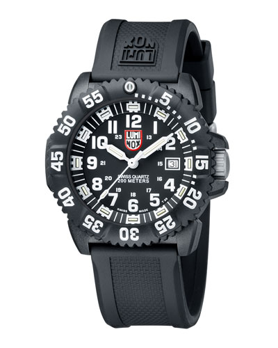 44mm Navy SEAL 3050 Series Colormark Watch