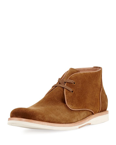 Brooklyn Suede Chukka Boot, Brown