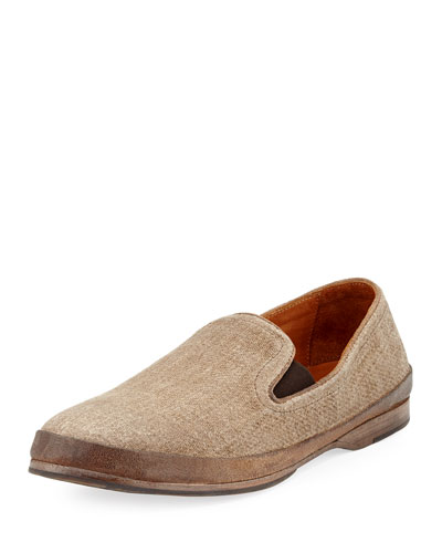 Mykonos Slip-On Shoe, Beige