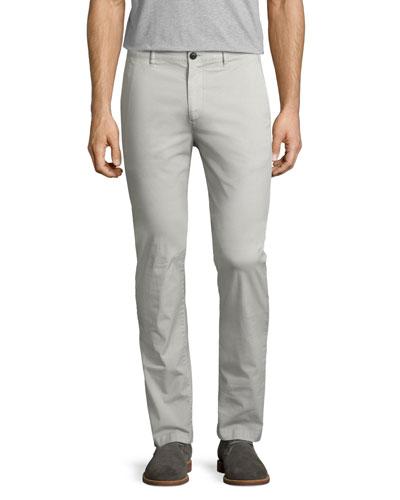 Zaine SW Patton Chino Pants, Light Gray