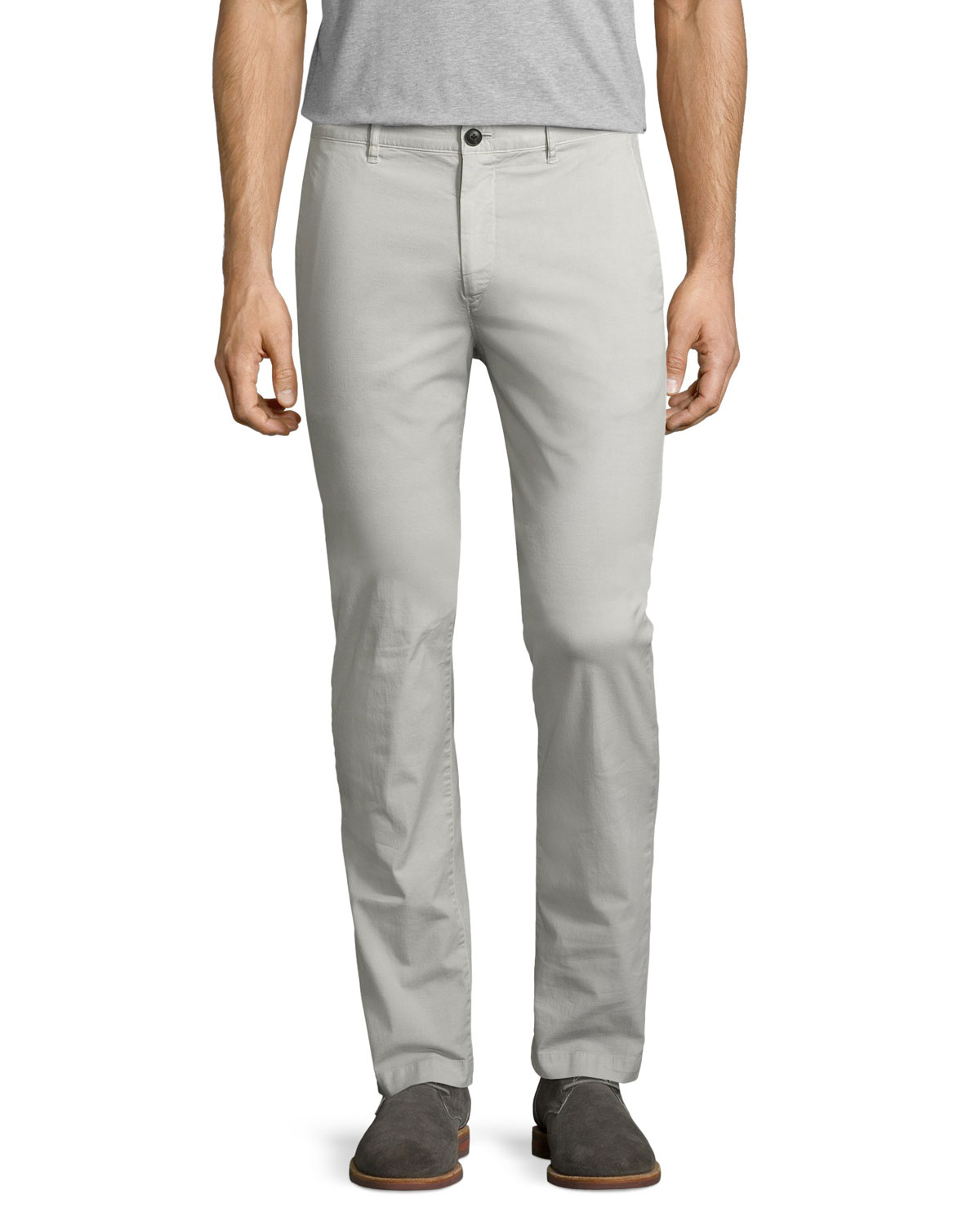 Zaine SW Patton Chino Pants, Light Gray