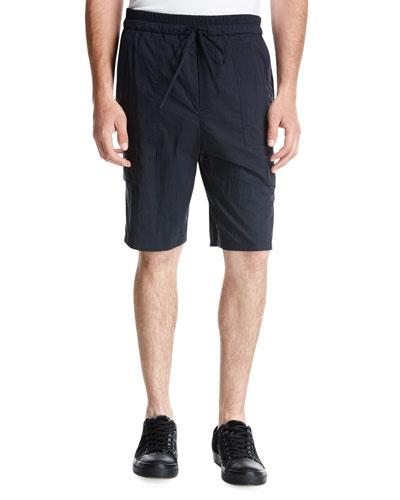 Drawstring Waist Mens Shorts | Neiman Marcus