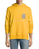 Travis French Terry Hoodie, Mustard