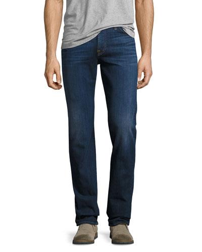 Slimmy Slim Jeans, Dark Blue