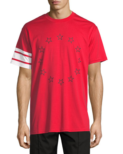 Columbian-Fit Star T-Shirt
