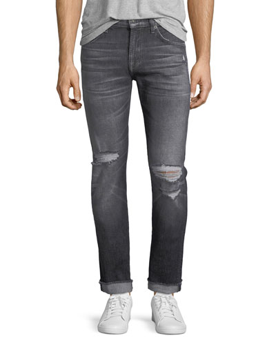 Paxtyn Blot Blowout Skinny Jeans