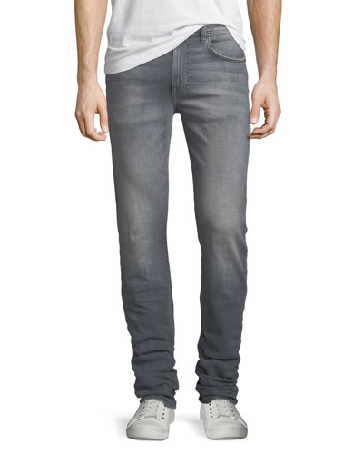 Kinetic Roche Slim-Straight Jeans