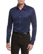 Cotton Jersey Knit Shirt