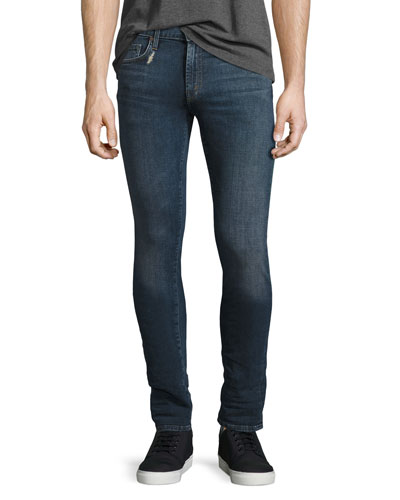 Tyler Slim-Fit Jeans, Medium Blue